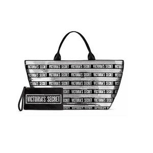 Victoria's Secret Sequined Weekend Tote